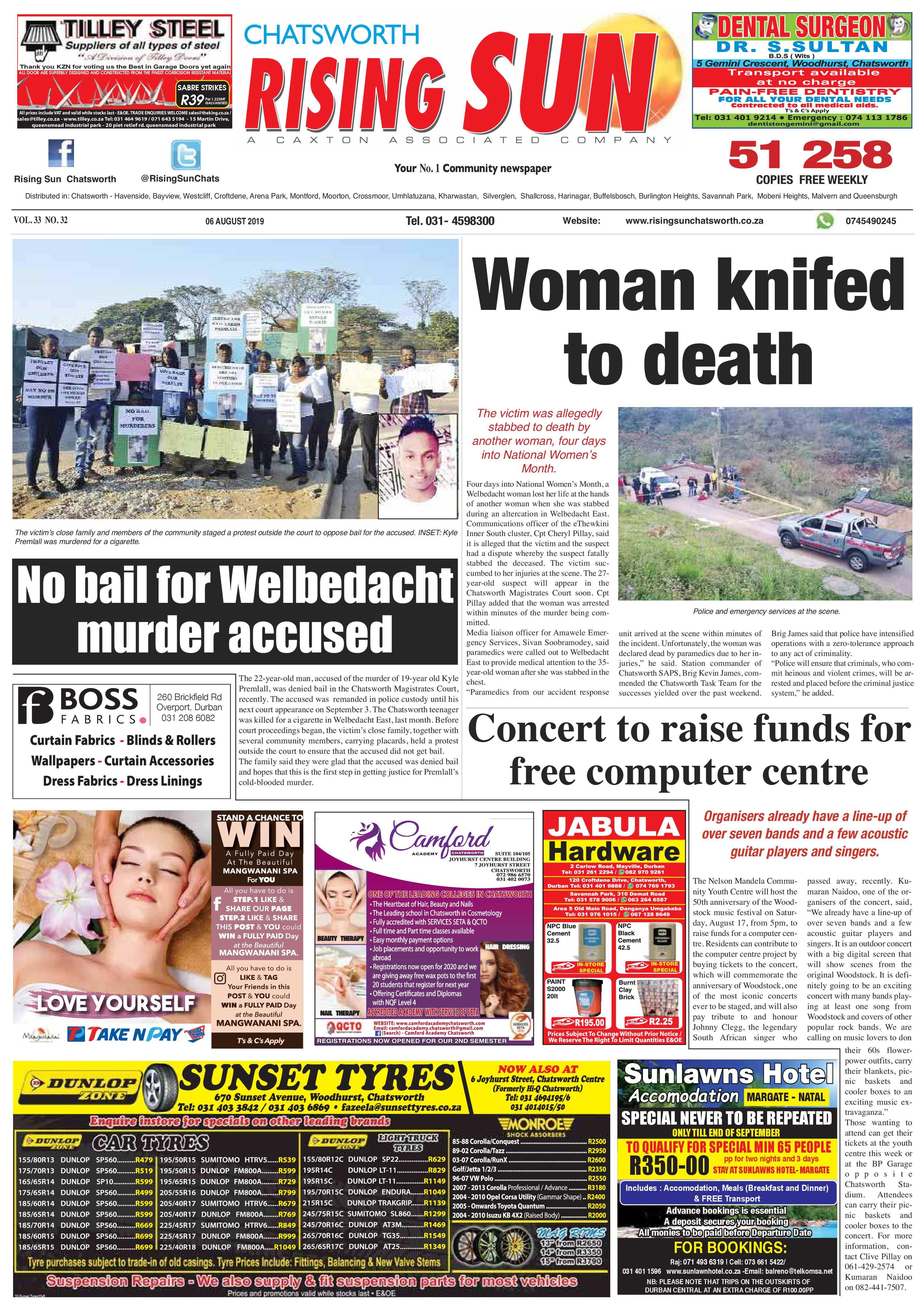 Rose Glen North Dakota ⁓ Try These News 24 Headlines Durban