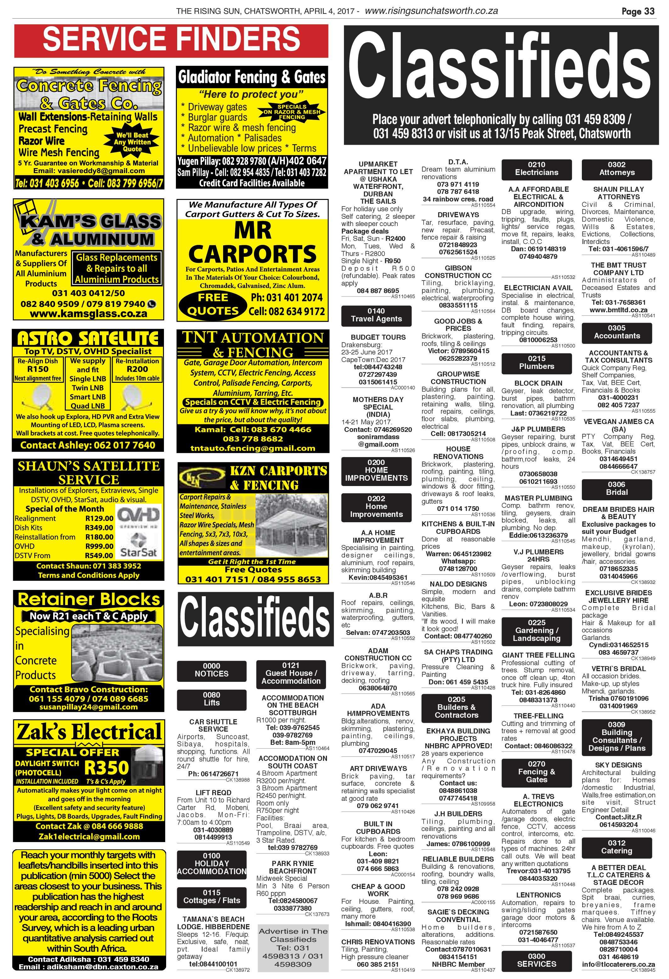 Chatsworth April 4 Rising Sun Dstv Smart Lnb Installation Diagram Epapers Page 37